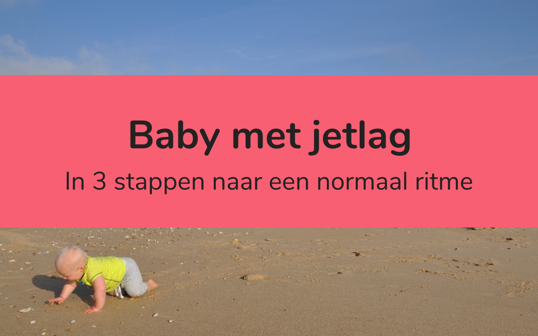 Baby met jetlag - featured image