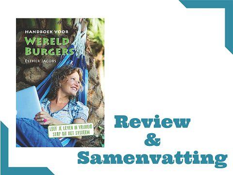 Handboek voor Wereldburgers van Esther Jacobs (review en samenvatting)