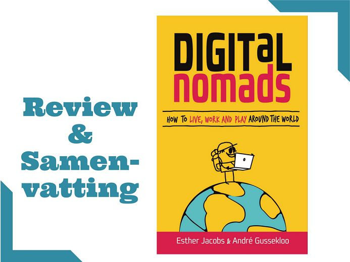 Digital Nomads Boek review en samenvatting featured image