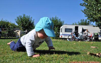 Rondreizen door Europa met caravan en baby: onze kosten per maand