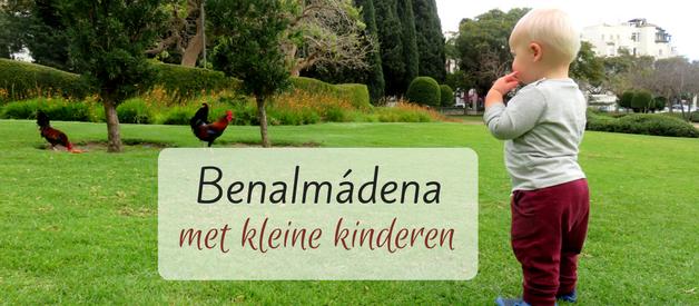 Benalmádena met kleine kinderen: hoe en wat
