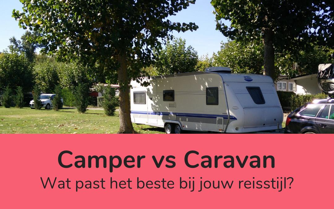 Caravan vs camper - featured image