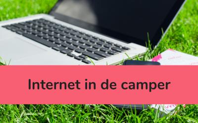 Internet in de camper voor digital nomads