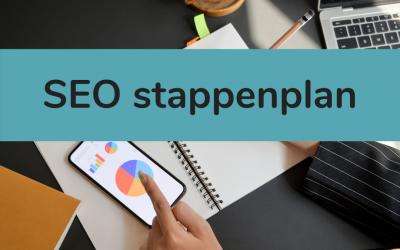 SEO stappenplan: hoe te beginnen met SEO (in 3 stappen)